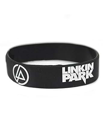 Unisex-Adulte - Official - Linkin Park - Bracelet