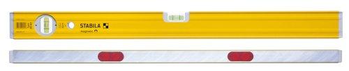 STABILA Wasserwaage Type 80 AM, 150 cm, mit Seltenerd-Magnetsystem