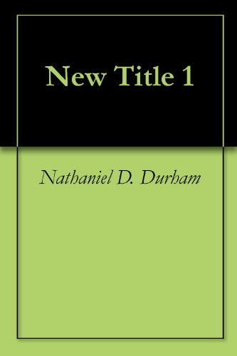 New Title 1 (English Edition)