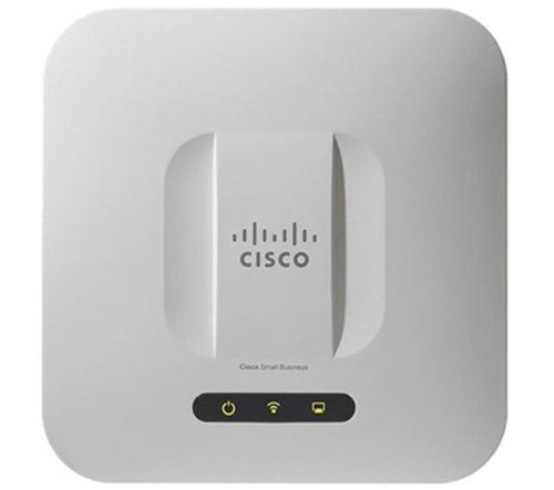 Cisco WAP561 Wireless-N 802.11n Dual Radio Selectable-Band Clustering Access Point with Single Point (Wireless-n-router-dual-band)