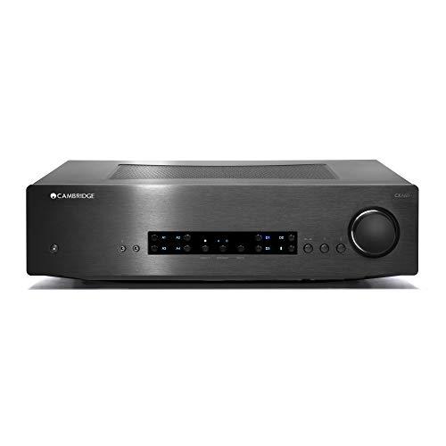 Cambridge Audio CXA60- Integrierter 60-Watt-Verstärker mit eingebautem DAC