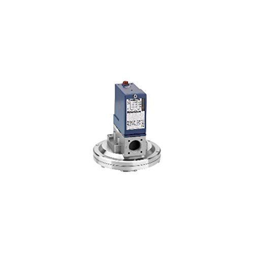 Schneider Electric xmla001s2s11Druckschalter 1bar, elektromechanischer 1bar Hydraulische Öle, frische Wasser, Meer Wasser, Luft, korrosiven Flüssigkeiten - Frische Luft Regler