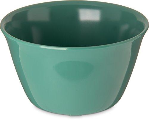 Carlisle 4354009Dallas Ware Melamin Bouillon Cup Schüssel, 8oz, grün (24Stück) - Dallas-ware