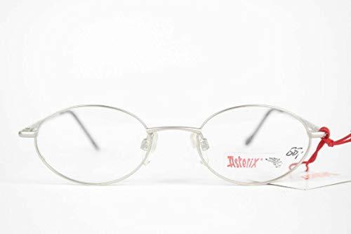 Preisvergleich Produktbild Asterix AS70 45[]20 135 Silber oval Brille Brillengestell eyeglasses Neu