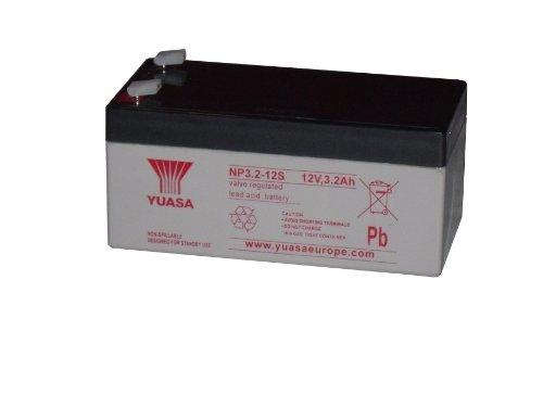 X9J-12V 100Ah LEAD-ACID baterías recargables