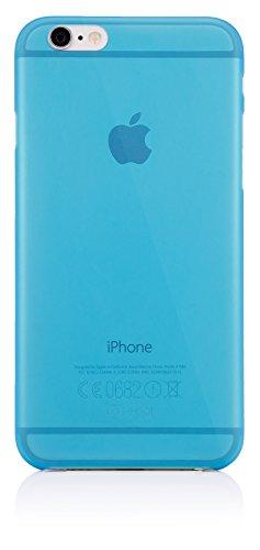 CASEual PP-CASE-IP7-CLR Slim Schutzhülle für Apple iPhone 7 frost Blau