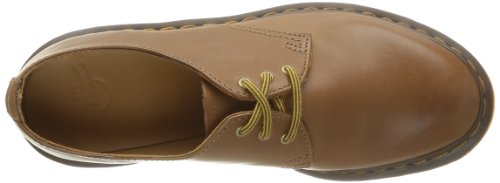 Dr. Martens - Core Milled Dorian, Scarpe stringate basse derby Unisex – Adulto Marrone (Brown - Brown)