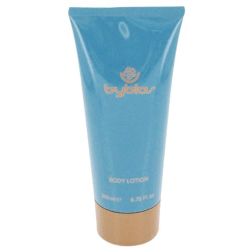 Byblos Body Lotion by Byblos, 6.7 oz Perfumed Body Lotion for Women by Vetrarian - Byblos Perfume