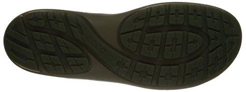 Ecco Biom Grip Dark Clay/Cocoa Br O.Sue/Jamel 833064 Damen Walkingschuhe Dark Shadow/Dark Shadow