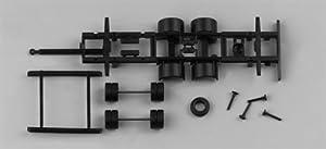 Herpa 080934 Extra - Remolque Chasis tándem Remolque Unidades de Volumen