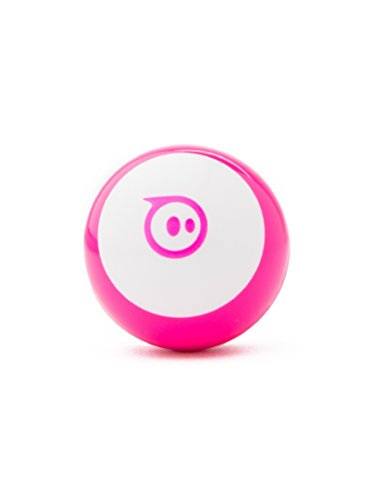 Sphero Mini Pink: The App-Controlled Robot Ball
