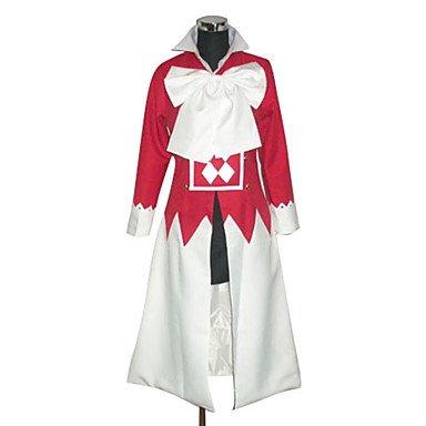 Pandora Hearts B-rabbit Alice cosplay kostum,Maßgeschneiderte(Mailen Sie uns Ihre Größe),Größe M: Höhe (Alice Pandora Hearts Cosplay Kostüm)