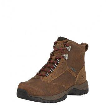 Ariat Berwick Mid GTX Insulated Damen Wander-Schuhe Trekking-Stiefel 10016299, Größe:EUR 36 (UK 3), Farbe:Braun