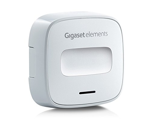 Gigaset elements Lichtschalter - elements button, Smart Home - Schalter ergänzt elements alarm systeme, Alexa kompatibel (Sicherheits-licht-schalter Programmierbare)