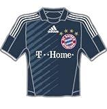FC Bayern München - Alle Trikotpins im Wandel der Zeit (2008/09)