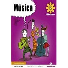 Música 6 Tornassol - Valencia - 9788430777341