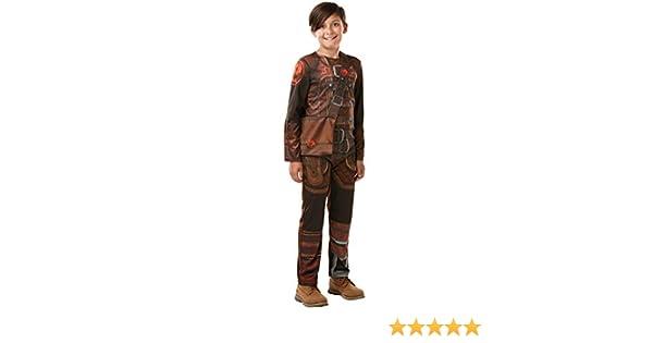 multicolore per bambine Costume da drago Rubies 641469M