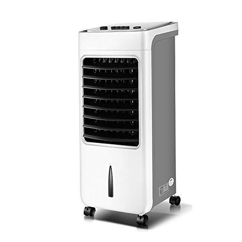 KEYUAN Mobile Klimageräte Haushaltsluftkühler Weitwinkel-Luftversorgung 12h Timing 3 Windgeschwindigkeit 39db kühlgeräte für räume,70W, BL-200DLJ