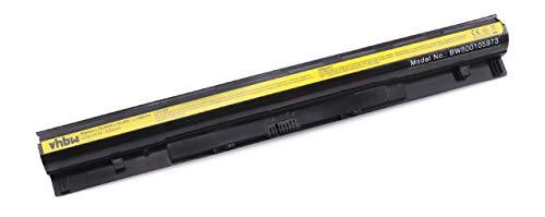 vhbw Batteria 2200mAh (14.4V) per Notebook, Laptop Lenovo IdeaPad G50-30, G50-45, G50-70, G50-70A, G50-70M, G50-75, G50-80, G500s Come L12L4A02, E01.