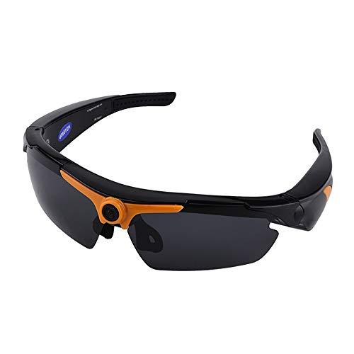Douerye Extremsport Kamera Intelligente Outdoor-Reit Sportkamera, UV-Schutz, Polarisierte Smart-Brillen, Fallschirmspringen, Bergsteigen, Skibrille, Motorrad-Fahrrad-Brille.