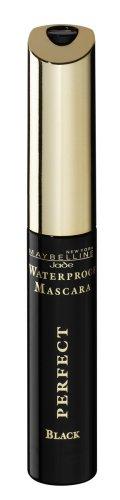 Maybelline New York Mascara Perfect Waterproof Schwarz 61/Wimperntusche für langanhaltende und verdichtete Wimpern, dermatologisch getestet, 1 x 10 ml