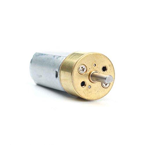 Preisvergleich Produktbild Yangge Yujum 12V 30rpm / 70RPM / 100 RPM / 150 UpM / 200 UpM Selbstsichernde DC-Getriebemotor für Fensteröffner Tür Lifter Abbremsung Motor