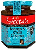 Geeta's De Mango Y Salsa Picante De Chile (300g)