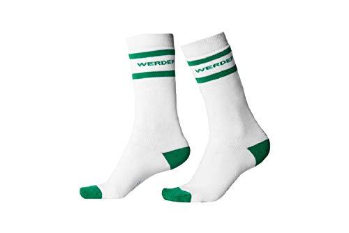 Werder Bremen Tube Socks Socken (43-47, weiß/grün) -