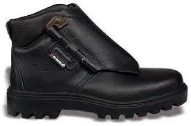 Cofra 26641 – 000.w41 Solder bis UK S3 HRO SRC – zapatos de seguridad talla 41 NEGRO