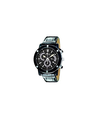 f1846e3cc5ac Lotus Vulcano 9993 4 Reloj Crono Hombre Nuevo Garantia 2 AÑos