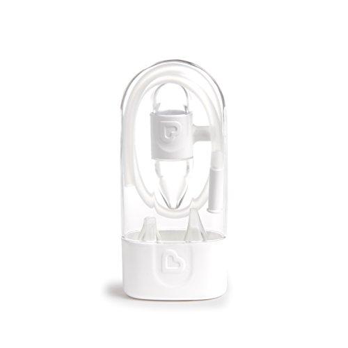 Munchkin CosieNosie Baby-Nasensauger mit Aufbewahrungsbehälter und 3 verschiedenen Aufsätzen - 3