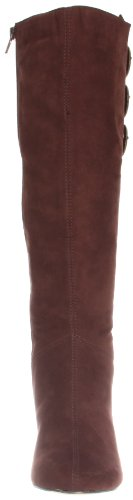 Bella Vita Transit II Simili daim Botte Brown Faux Suede