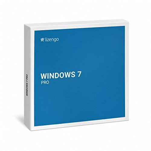 Windows 7 Professional Vollversion 32 bit & 64 bit Neuer und originaler Produktschlüssel