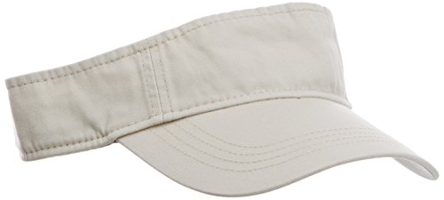 anvil Herren Low Profile Twill Visor / 158, Gr. one size, Beige (WHE-Wheat)