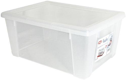 Stefanplast visualbox scatola multiuso, 36,5 x 25,5 x 14 cm