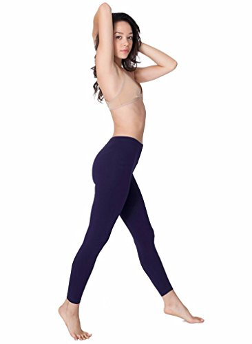 American Apparel Cotton-Spandex Jersey Legging Cotton Spandex Jersey Legging
