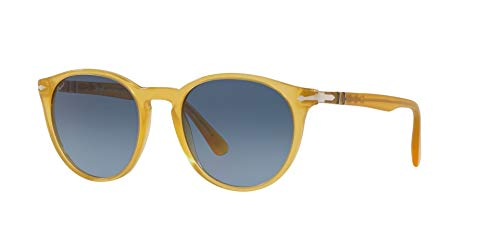 Persol Sonnenbrillen GALLERIA '900 PO 3152S MIELE LIMITED EDITION MIELE/BLUE SHADED Unisex
