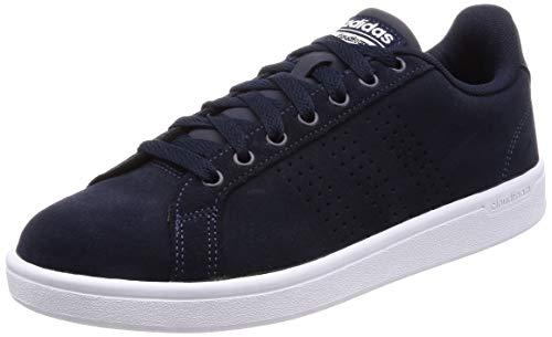 adidas Herren Cloudfoam Advantage Clean Tennisschuhe, Blau Legink/Ftwwht, 43 1/3 EU