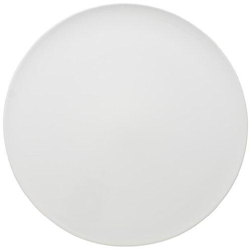 Villeroy & Boch 10-3420-2680 Assiette de Présentation Porcelaine Blanc 34,7 x 35 x 4,0 cm 1 Assiette