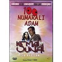 100 Numarali Adam (DVD) by Kemal Sunal