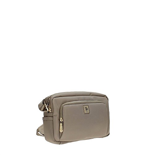 U.S. Polo Assn. BEULN0122W Tracolla Donna Beige