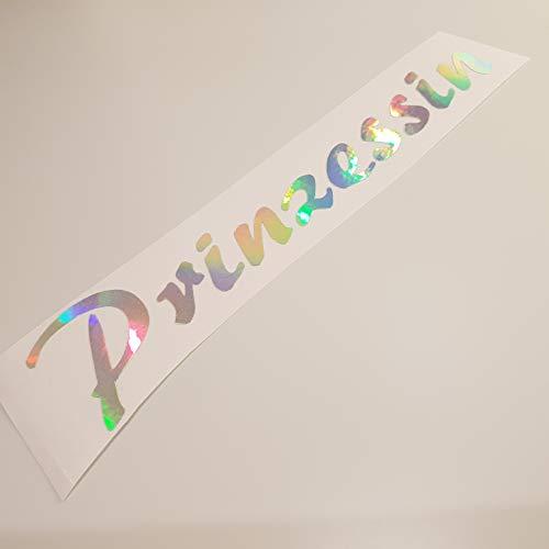 folien-zentrum Prinzessin Metallic Effekt Hologramm Oilslick Rainbow Flip Flop Shocker Hand Auto Aufkleber JDM Tuning OEM Dub Decal Stickerbomb Bombing Sticker Illest Dapper Fun Oldschool -