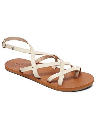 Roxy Julia - Sandals for Women - Sandalen - Frauen - EU 41 - Weiss -