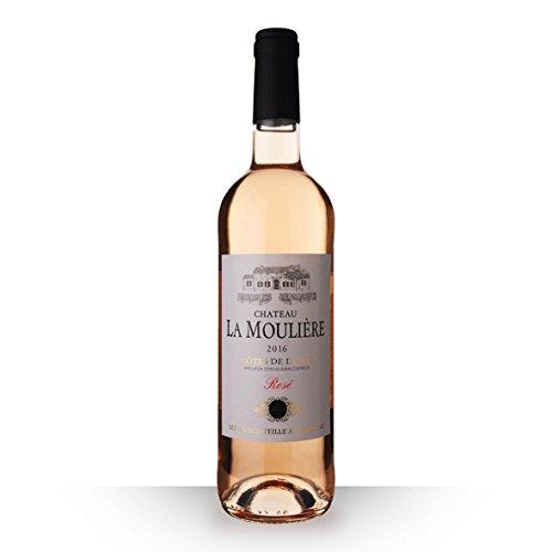 Château La Moulière 2016 Rosé 75cl Aoc Côtes De Duras