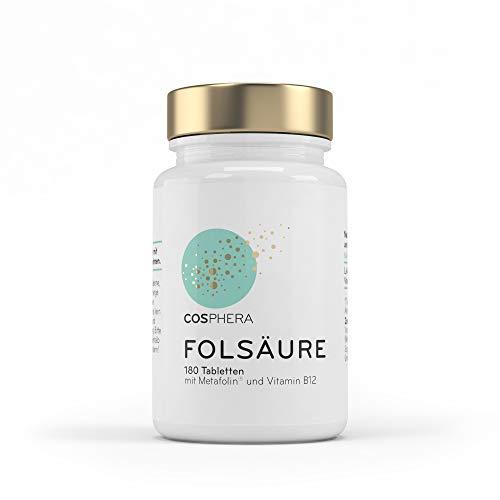 Folsäure Tabletten