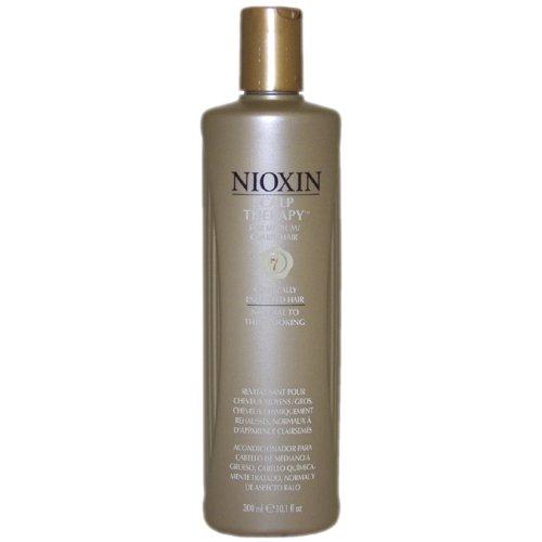 Nioxin System 7 Scalp Therapy,terapia per la cute media/spessa,chimicamente aumentata,per capelli normali/sottili,298ml