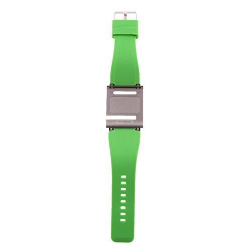 Almencla Multi Touch Armband Armband Für IPod Nano Der 6. Generation - Grün 3 Ipod Nano 3. Generation Armband