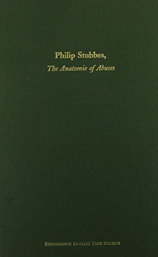 Philip Stubbes: The Anatomie of Abuses (Medieval and Renaissance Texts and Studies) by Phillip Stubbes (2002-09-01)