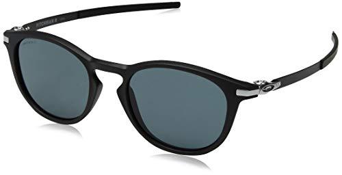 Ray-Ban Herren 0OO9439 Sonnenbrille, Grün (Satin Black), 50