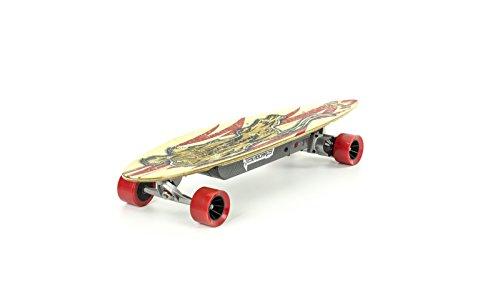 Teslaboard-Rapido-en-bambou-Edition-500-W-Electric-Skateboard-Longboard-30-kmH-20-MPH